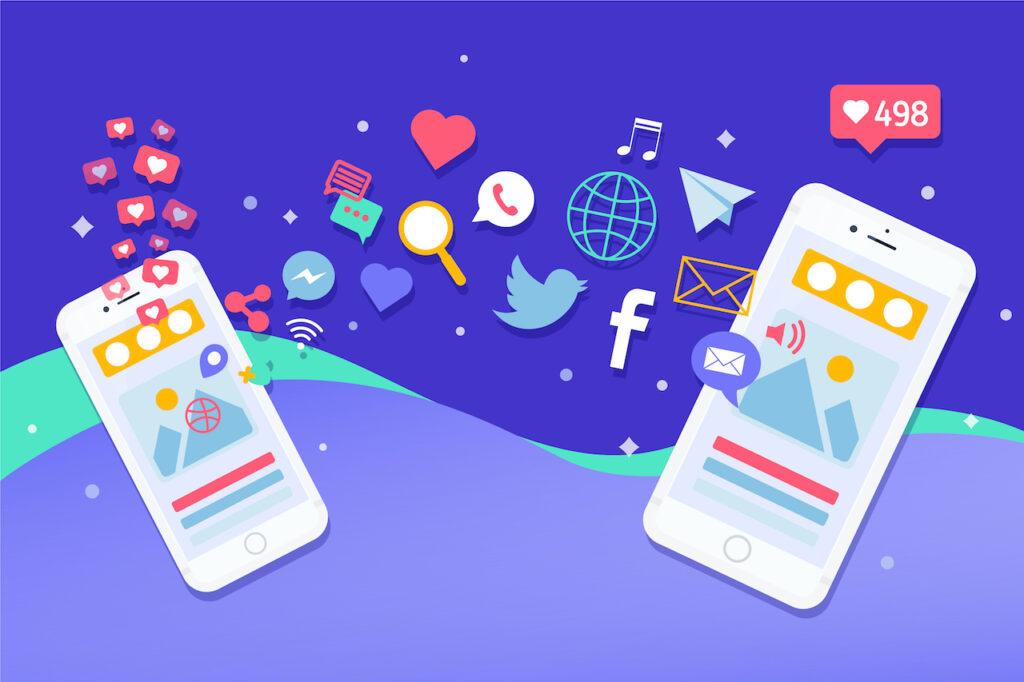 ソーシャルメディアを利用するメリット